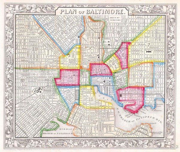 Baltimore Confronts Enduring Racial Health Disparities
