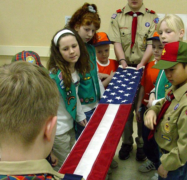 Boy Scouts accepting girls, what's it mean for Girl Scouts?