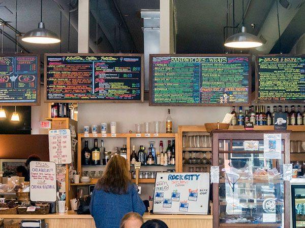 Rock City Cafe Rockland Maine