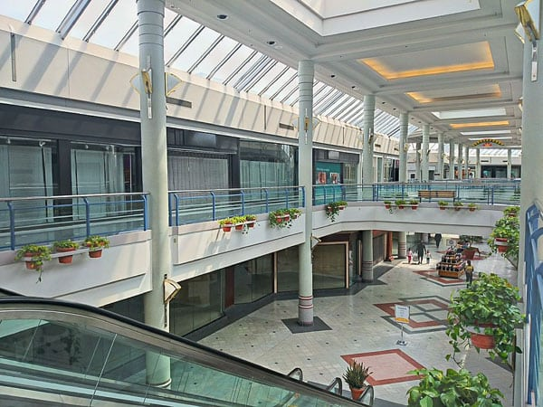 In Metro Dc A Dead Mall Now Provides Housing For The