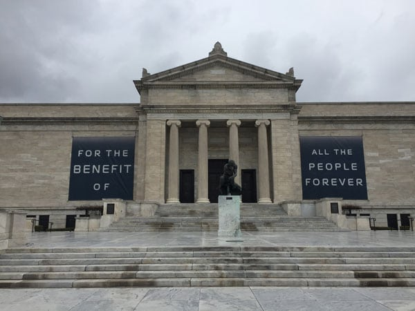a museum s transformation cleveland museum of art goes deep for