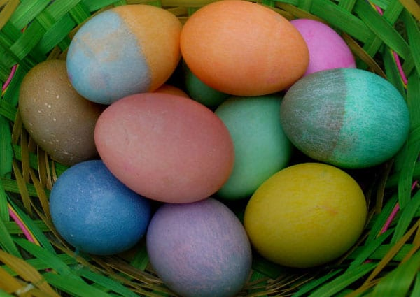 Are you putting all your eggs in one strange basket this #GivingTuesday?