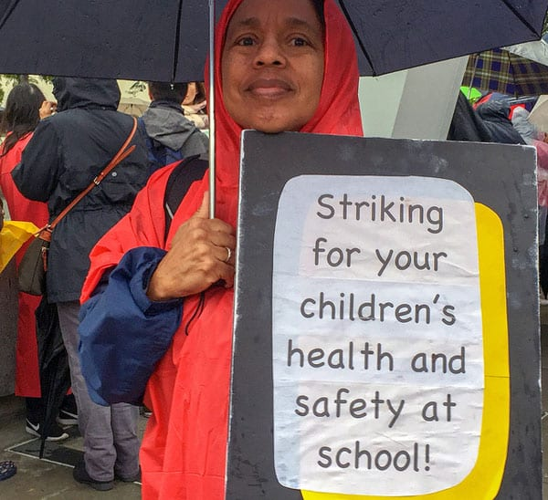 Los Angeles Teachers' Strike Exposes Long-Term Corrosive Effects of Charters