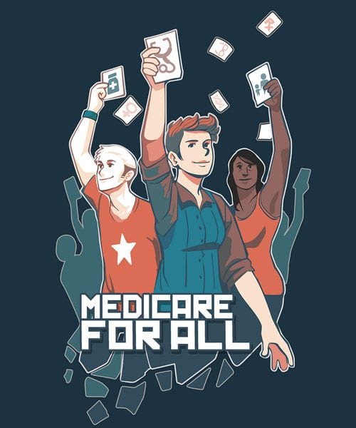 Young Adults May Drive Support for Medicare for All