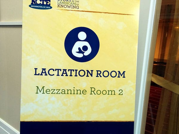 A Lactation Room Of One S Own Creating Gender Equality In The