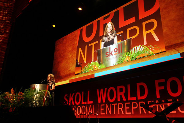Entry to Skoll's Philanthropic Chambers: The Direct and Tangential Costs
