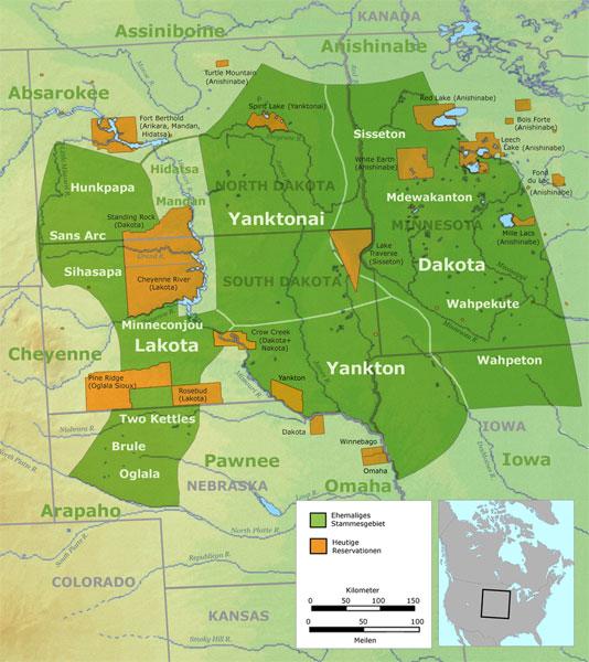 Oglala Sioux Ban South Dakota Governor from Entering Their