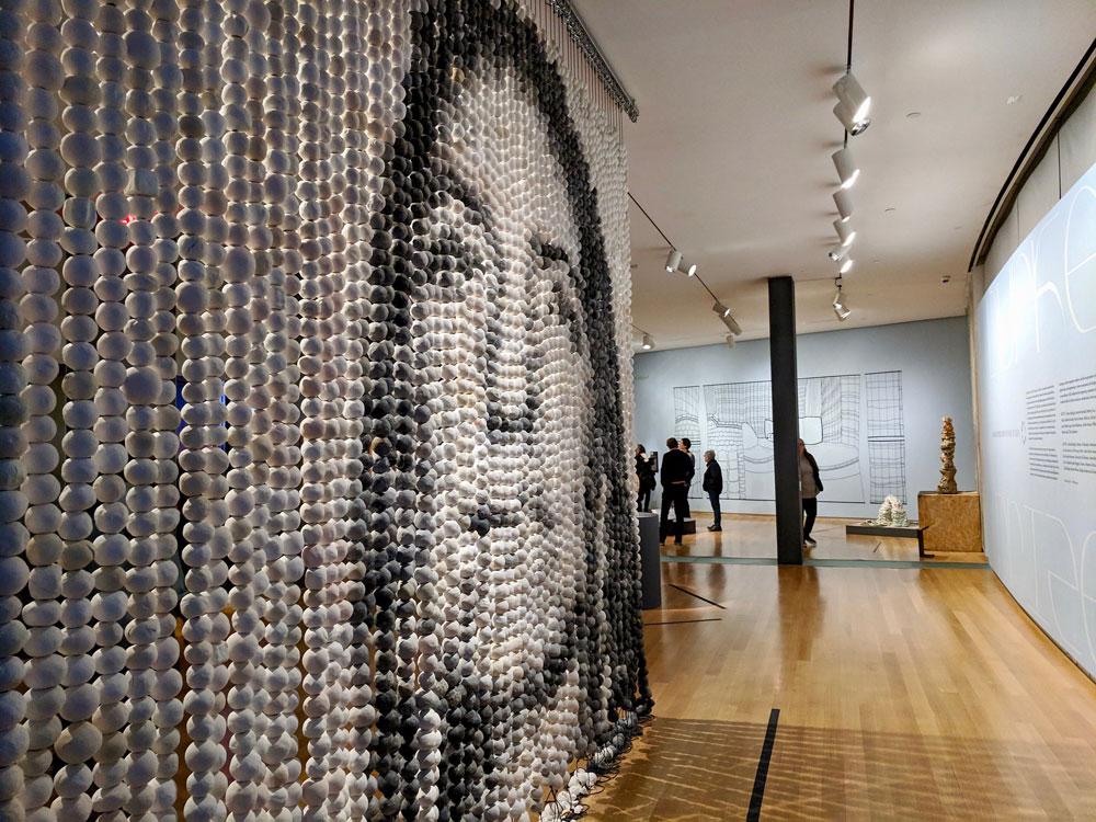 4000 Beads: Art Installation Memorializes Thousands of Indigenous Women - Non Profit News | Nonprofit Quarterly