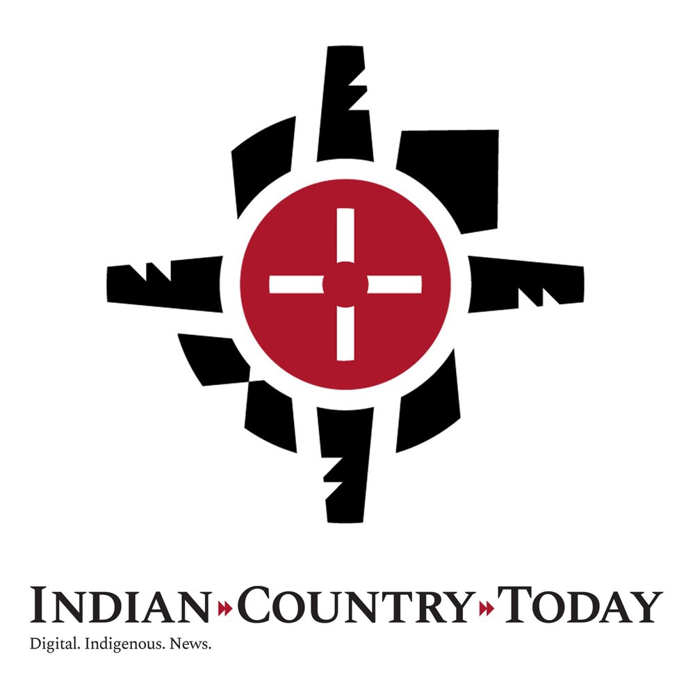 Logo of Indian Country Today