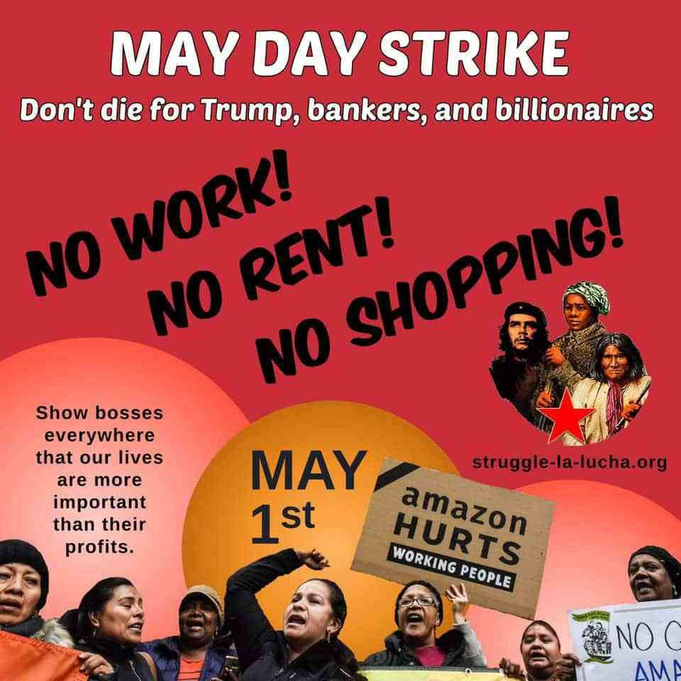 Amazon, Whole Food Workers Hold Sick-out to Protest Covid-19 Conditions