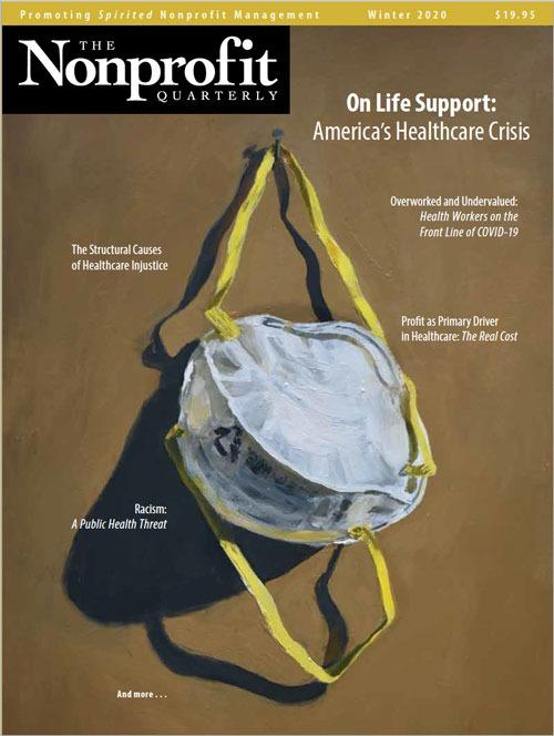 Winter 2020 magazine cover