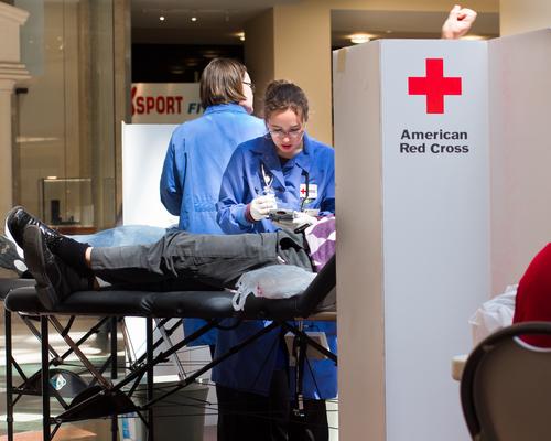 Red Cross scandal