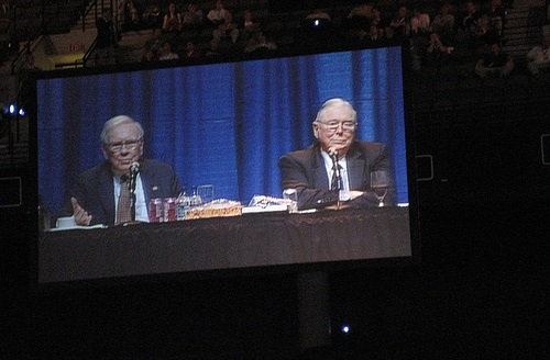 Warren Buffet and Munger