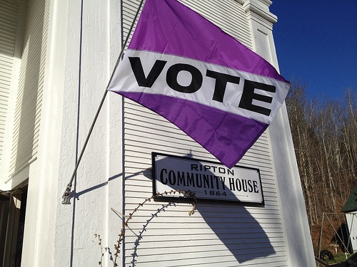 Vermont voters