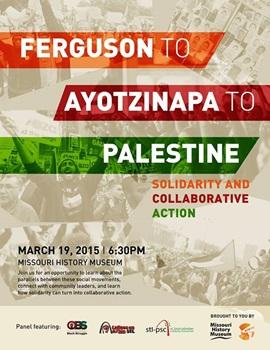 Ferguson Palestine