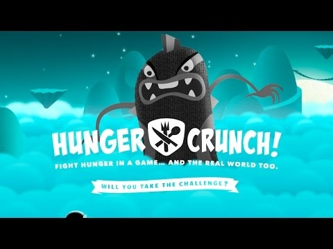 Hunger Crunch app