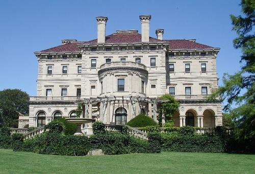 Newport-mansion