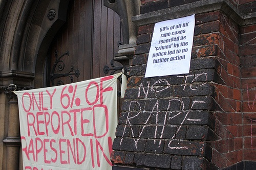 No to Rape