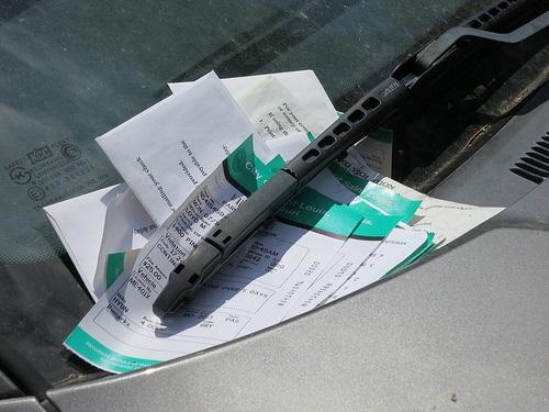 Parking tickets Missouri