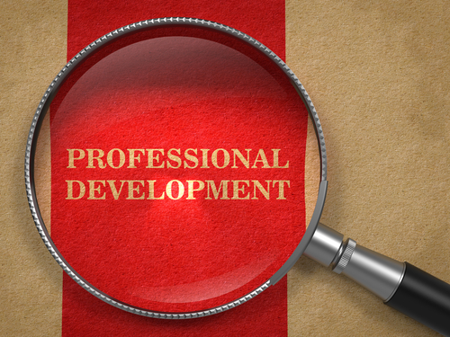 Professional Development for senior staff