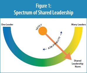 shared leadership Could a shared leadership framework enable organizations to deal with complexity, improve decision-making, enable adaptability and nimbleness, and increase performance across the board researchers such as craig l pierce and henry p sims jr would say yes what exactly is shared leadership and.
